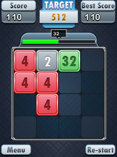 Download 2048 fun unlimited 320x240 jar or jad.