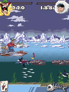 Download dynamite fishing 2 240x320 nokia rus jar or jad.