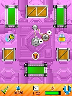 Download robot treasure arm 240x320 nokia jar or jad.